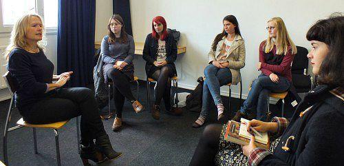 feminist speaker UK
